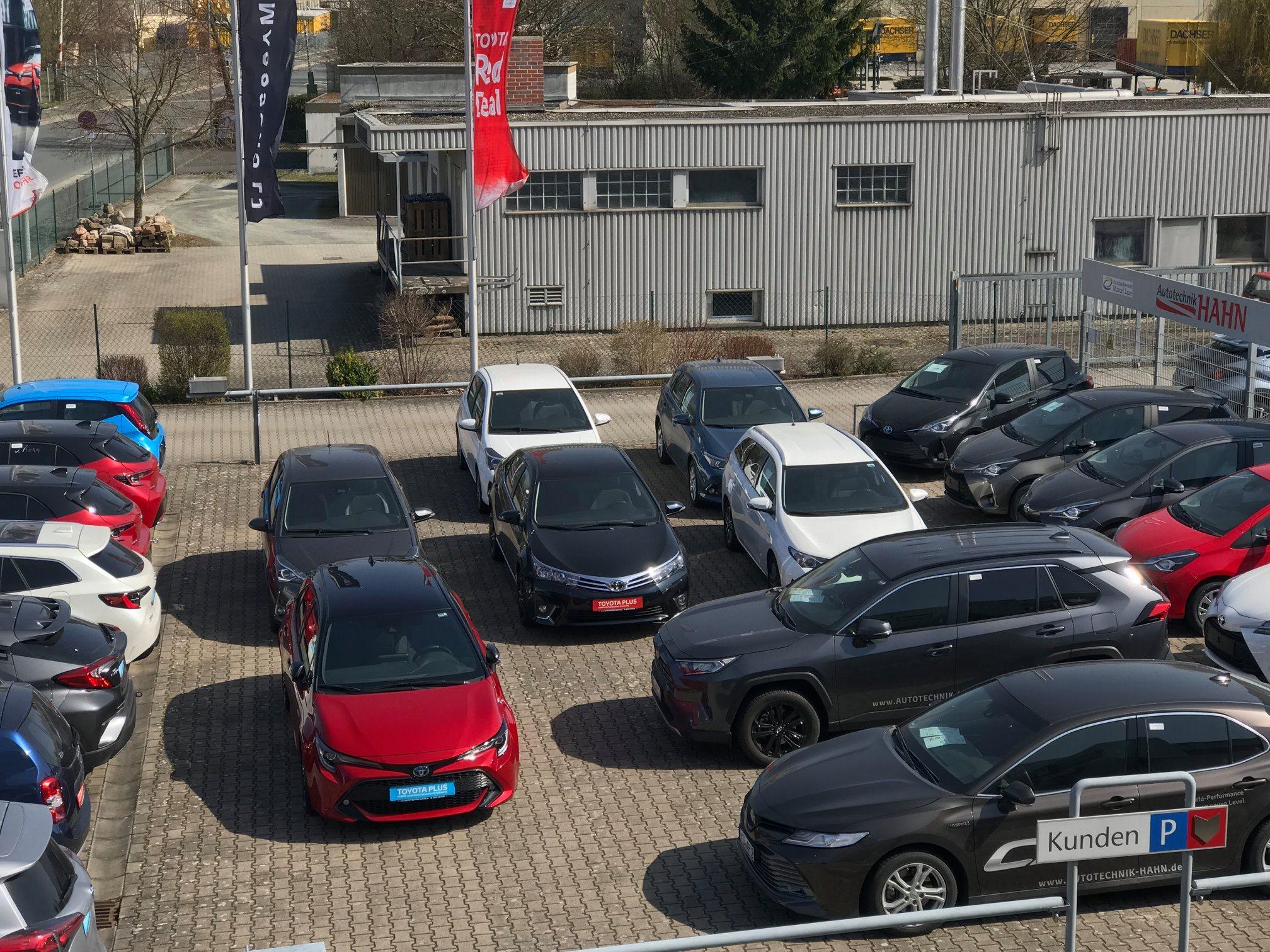 Auswahl bei Autotechnik Hahn