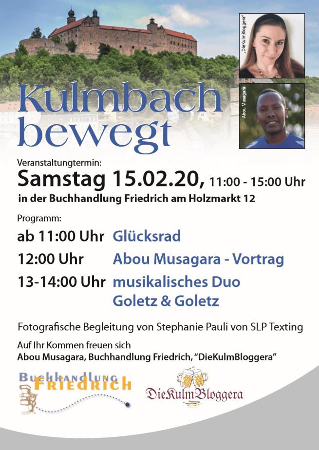 Kulmbach bewegt